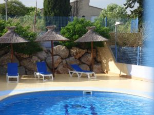 Piscine camping New Day